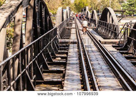 Kwai Railroad Bridge