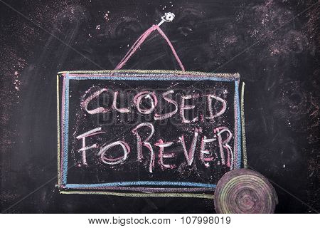 Local Closed Forever