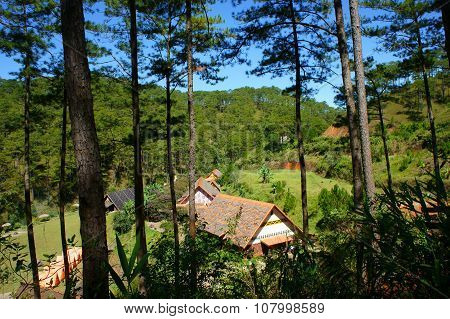 Cu Lan Village, Dalat Eco Tourism