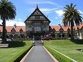 The Historic Rotorua Bath House