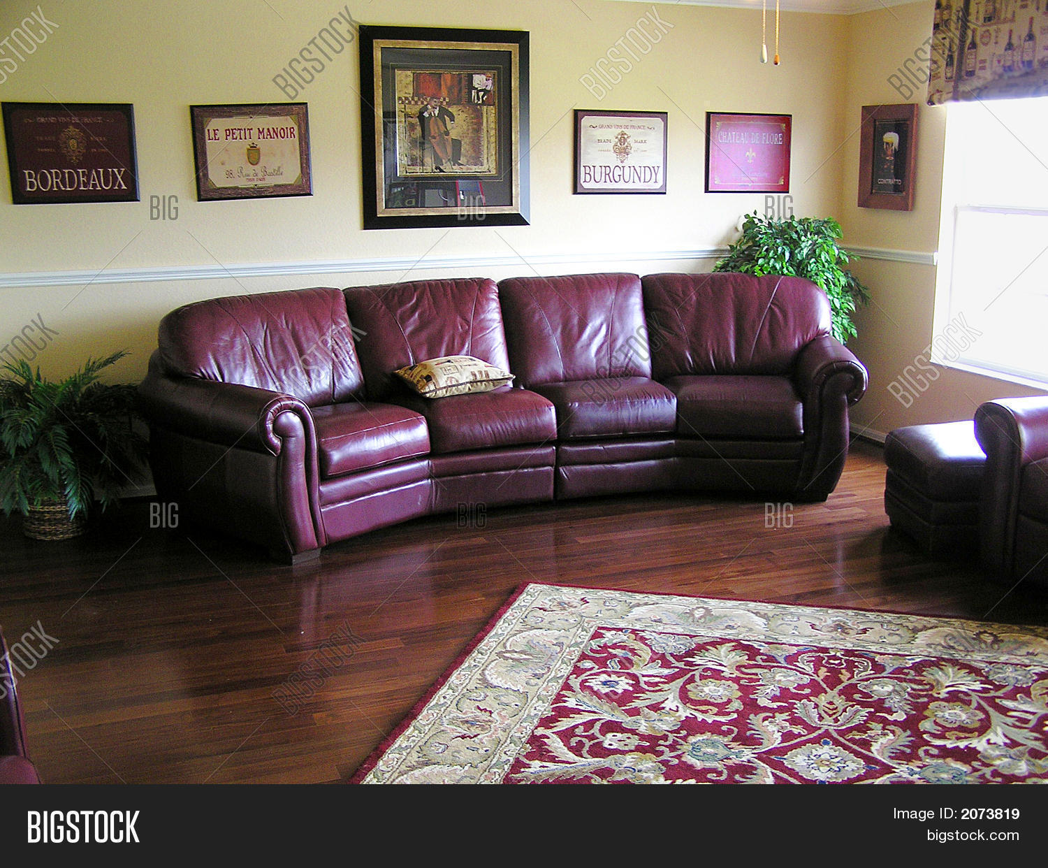 Amazing Livingroom Burgundy Sofa Part 22