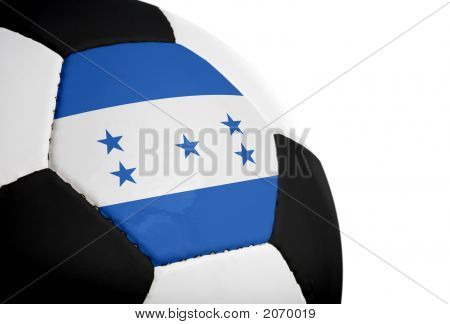 Honduran Flag - Football