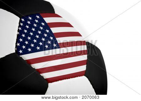 American Flag - Football