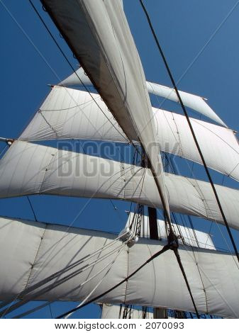 Star Of India Sails B144