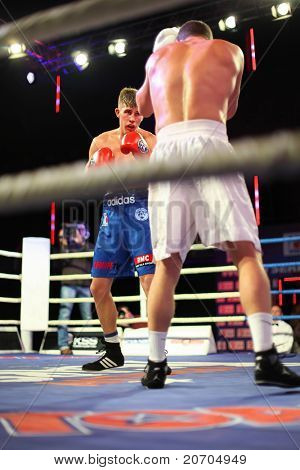 MOSCOW - JANUARY 08: match of