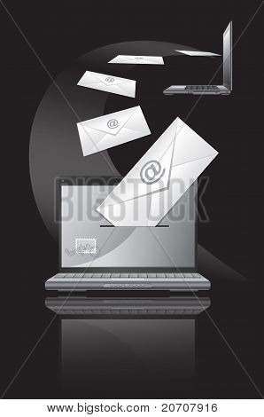 Computer and mailers