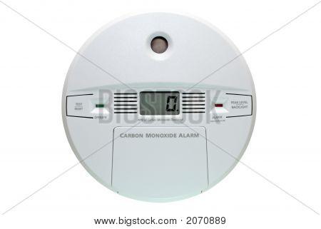 Alarma de monóxido de carbono
