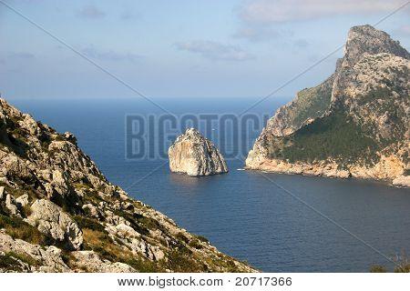 Bizarre Cabo Formentor