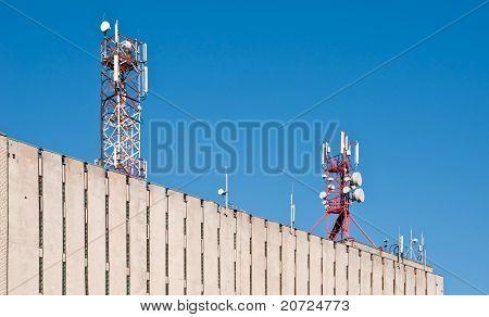 Receiving-transmitting Equipment