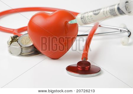 Injecting Heart