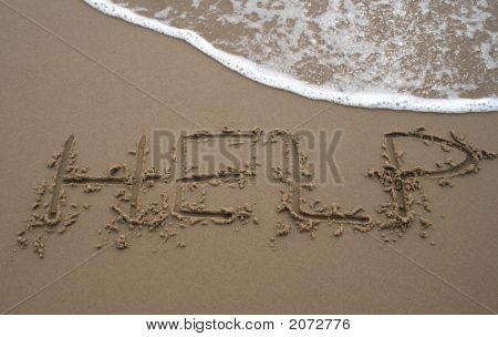 Sand Writing - Help 2