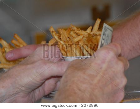 Buyin Fries