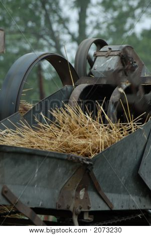 Threshing 15