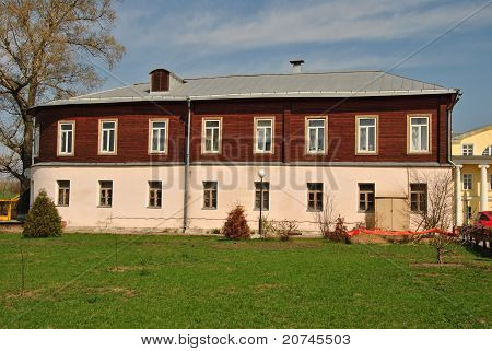 Manor House in Russian style