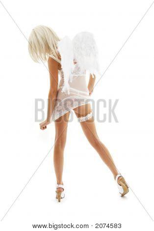 White Angel On High Heels #4