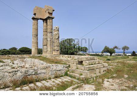 temple rhodes