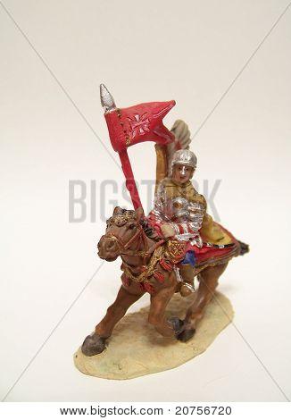 Knight Figure