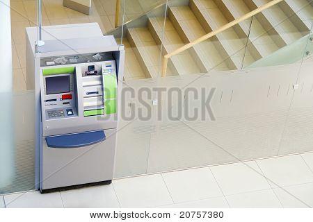 Cash Dispense Bankomat