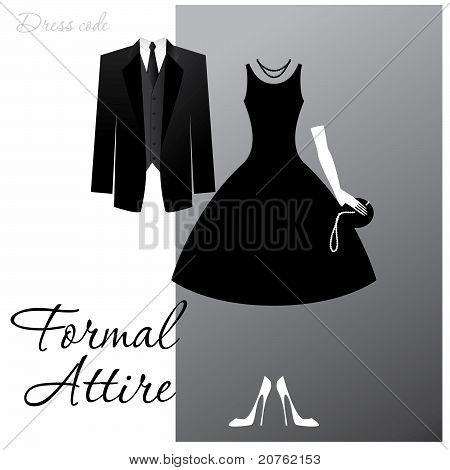 Formal-Kleidung