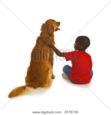 A Boy And His Dog.