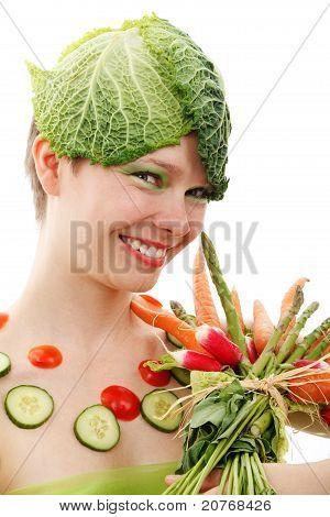 Happy Vegetarian