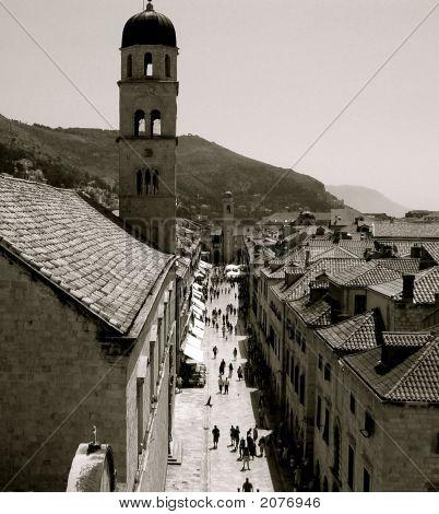 Stradun Main Street Dubrovnik
