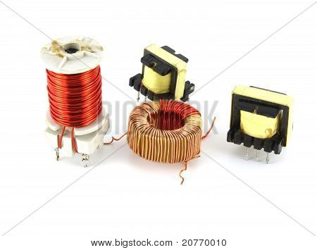 Old Electronic Transformers