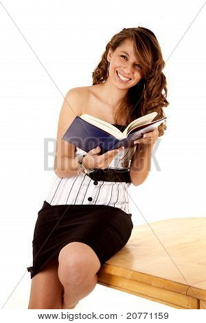 Get Caught With Book Laughing