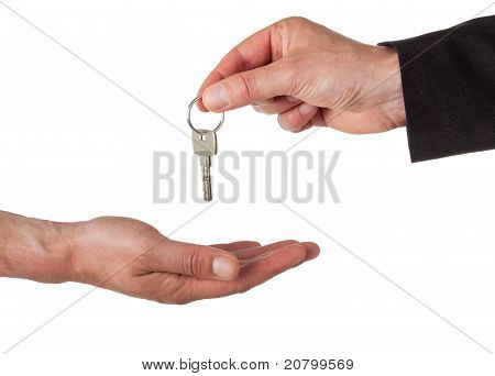 Handing Out The Key