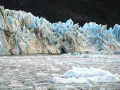 Постер, плакат: Упсала ледник Аргентина