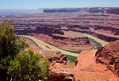picture of colorado high country  - Dead Horse Point State Park - JPG