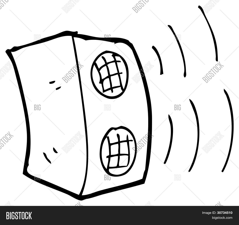 cartoon speakers image  u0026 photo