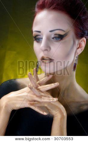 gold girl 3