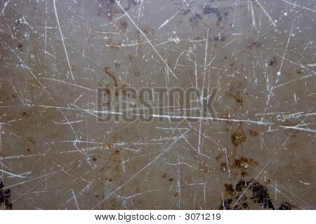 scratched texture