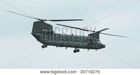 Dutch Chinook Helicopter