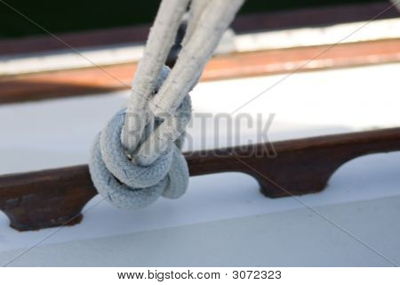 Sailing Knot Or Hitch