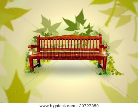 Bench of memories