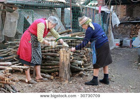 Pessoas idosas activas