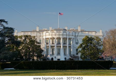 White House, Washington DC United States