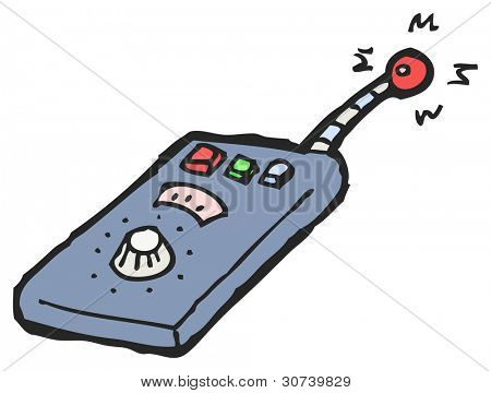 cartoon remote control image amp photo bigstock