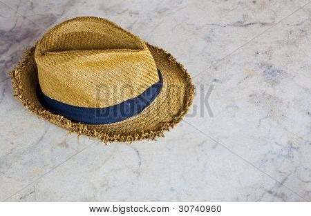 A Hat On A Table