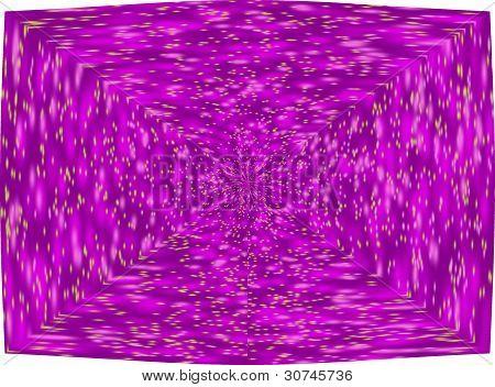 Purple Star Chamber Blur