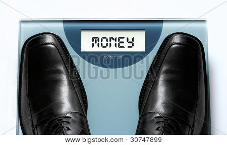 Business Value And Money Concept