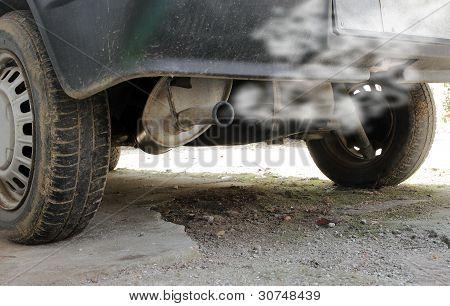 Car Smog