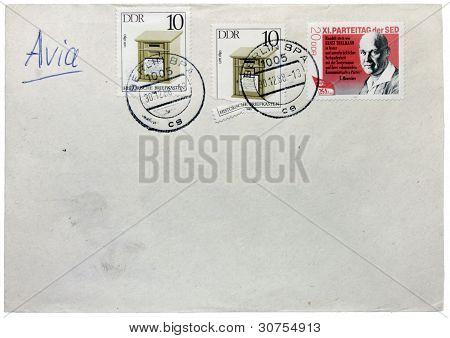Ernst Thaelmann Stamp