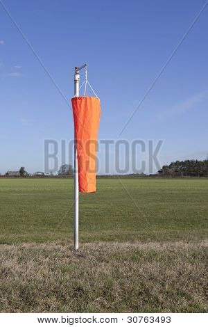Motionless Wind Sock