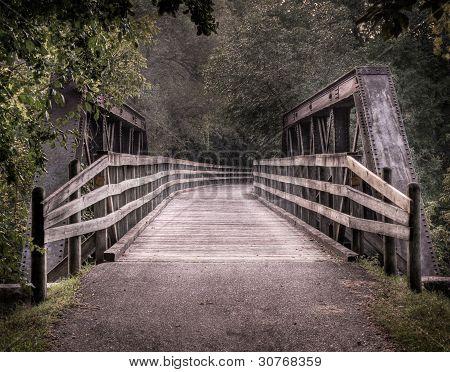 Repurposed Railroad Bridge