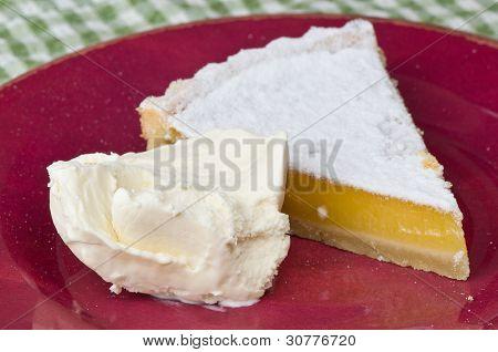 Viennese Lemon Tart