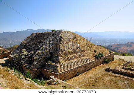 Pyramid Ruins, Mexico