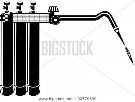Gas welding